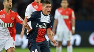 Italy coach Conte ponders best role for PSG midfielder Marco Verratti