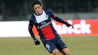 PSG URGING Arsenal to make Cavani offer