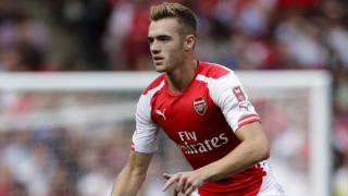 Holding: Chambers will help me settle at Arsenal
