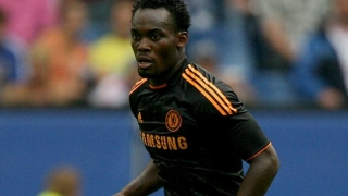 Wife of Chelsea hero Essien excited by Como challenge