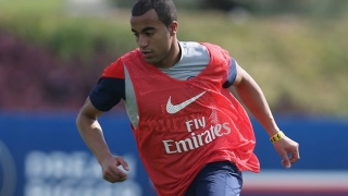 Liverpool target Lucas Moura not planning on PSG exit