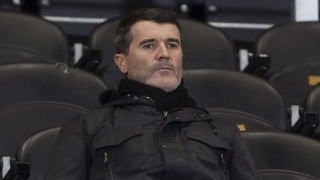 Man Utd legend Roy Keane visits Barcelona training