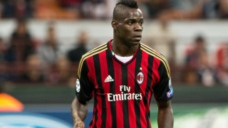 Mario Balotelli happy to make AC Milan debut