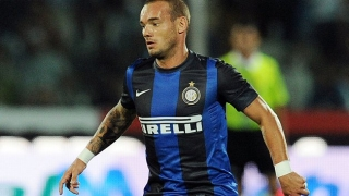 Sneijder: Mijatovic convinced me to choose Real Madrid over Valencia