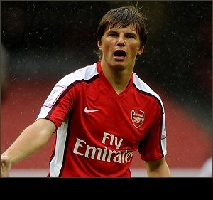 Agent: Arshavin struggling with Arsenal workload