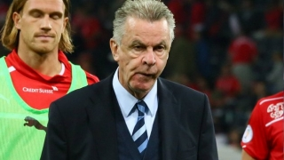 Hitzfeld announces retirement after Switzerland World Cup ends