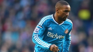Sunderland striker Defoe sets himself goals target
