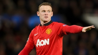 ​Man Utd boss confident Rooney will find his striker form