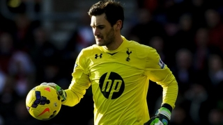 Spurs keeper Lloris hints Man Utd move was possible