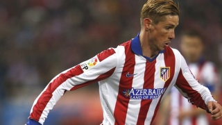 Atletico Madrid striker Torres in angry ref clash