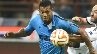 Inter Milan midfielder Guarin rejects Fenerbahce