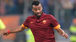 Roma outcast Ashley Cole under consideration at Man Utd