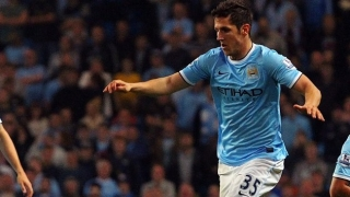 Inter Milan president Thohir in London to sign Man City's Jovetic