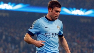 DONE DEAL: Liverpool announce signing of Man City midfielder Milner