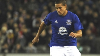 ​Rodwell back training with former club Everton
