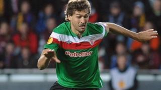 Tottenham striker Llorente opens door Athletic Bilbao return