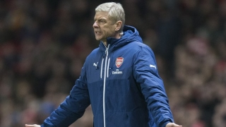Arsenal boss Wenger happy NOT to be linked with Real Madrid