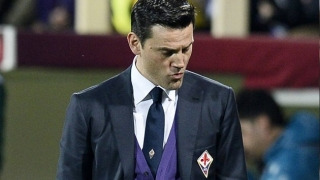 Fiorentina coach Montella denies freezing out Chelsea's Marin