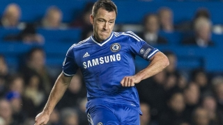 Terry decision down to tactics - Chelsea boss Mourinho