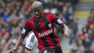 West Brom boss Irvine pleased with Mulumbu attitude