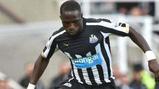 Sissoko happy at Newcastle despite exit talk