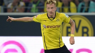 Man City target Reus commits to BVB