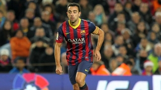 David Villa admits speaking with Barcelona ace Xavi about New York City FC