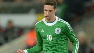 Man Utd boss LVG wary of Wolfsburg star Draxler