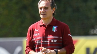 Genoa president Preziosi: Prandelli safe - for now