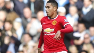 Smalling honoured after landing an Utd players' award