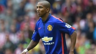 Ashley Young: Man Utd full of confidence for Champions League