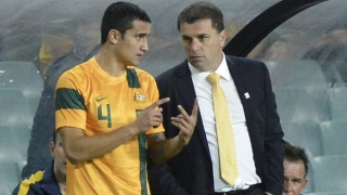 ​WORLD CUP PLAY-OFFS: Australia end Syria's World Cup fairy tale