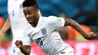 England shirt of Man City winger Sterling, armband of Man Utd star Rooney left for Slovakia kit man