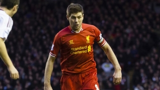 Riera proud to have played with Liverpool legend Gerrard