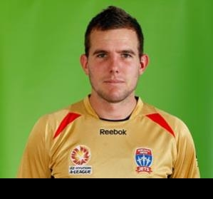 Exciting times at Newcastle Jets - Brockie