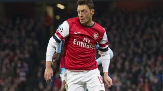 Ozil delighted to share Arsenal camaraderie with unsung hero Flamini