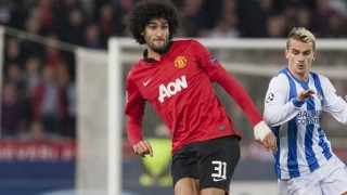 Man Utd icon Scholes: Fellaini better suited as an 'unorthodox No 10'