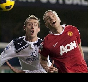 Crouch: I wish I was Spurs player now with Mourinho