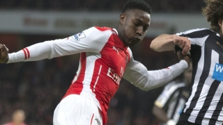 Arsenal striker Welbeck suffers injury setback