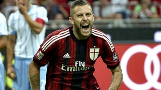 AC Milan announce departure of Jeremy Menez to Bordeaux