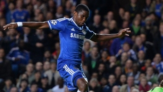 Lille contact ex-Barcelona, Chelsea striker Eto'o