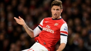 Giroud to lead experienced Arsenal attack against Tottenham