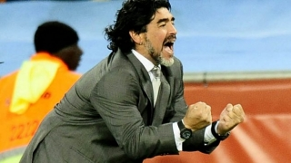 Maradona reveals positive contact with Napoli