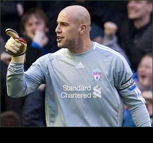 Rodgers: Mignolet not bought to replace Liverpool keeper Reina