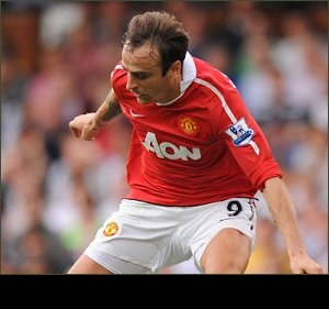 ​Ex-Man Utd and Tottenham forward Berbatov close to India move