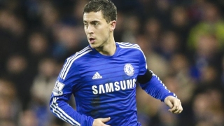 Chelsea boss Mourinho delighted with Hazard work ethic