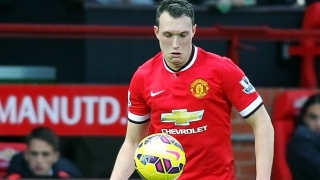 Phil Jones delighted to be back in Man Utd action