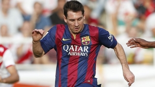 Messi double helps Barcelona cruise to victory over Ajax