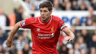 Liverpool legend Xabi sees Gerrard taking charge at Anfield