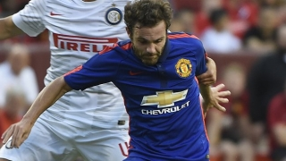 Juventus favourites to take Mata off Man Utd hands